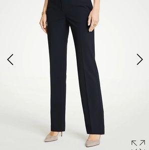 Liz Claiborne suits black wide leg dress slacks